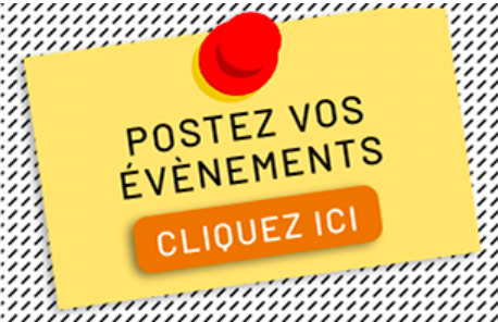 Poster un évènement