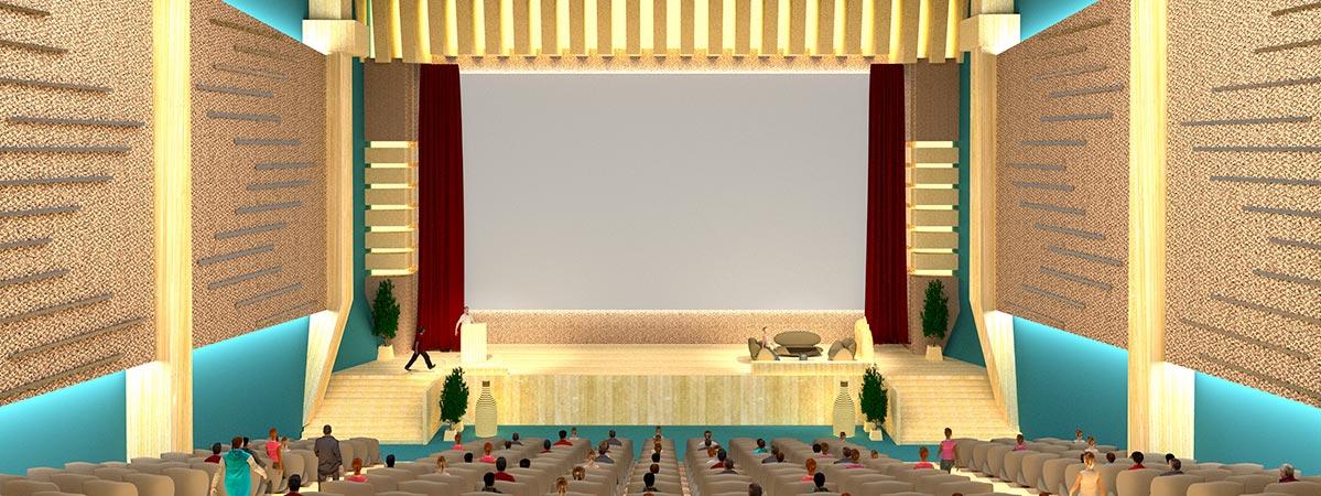 Hero Auditorium